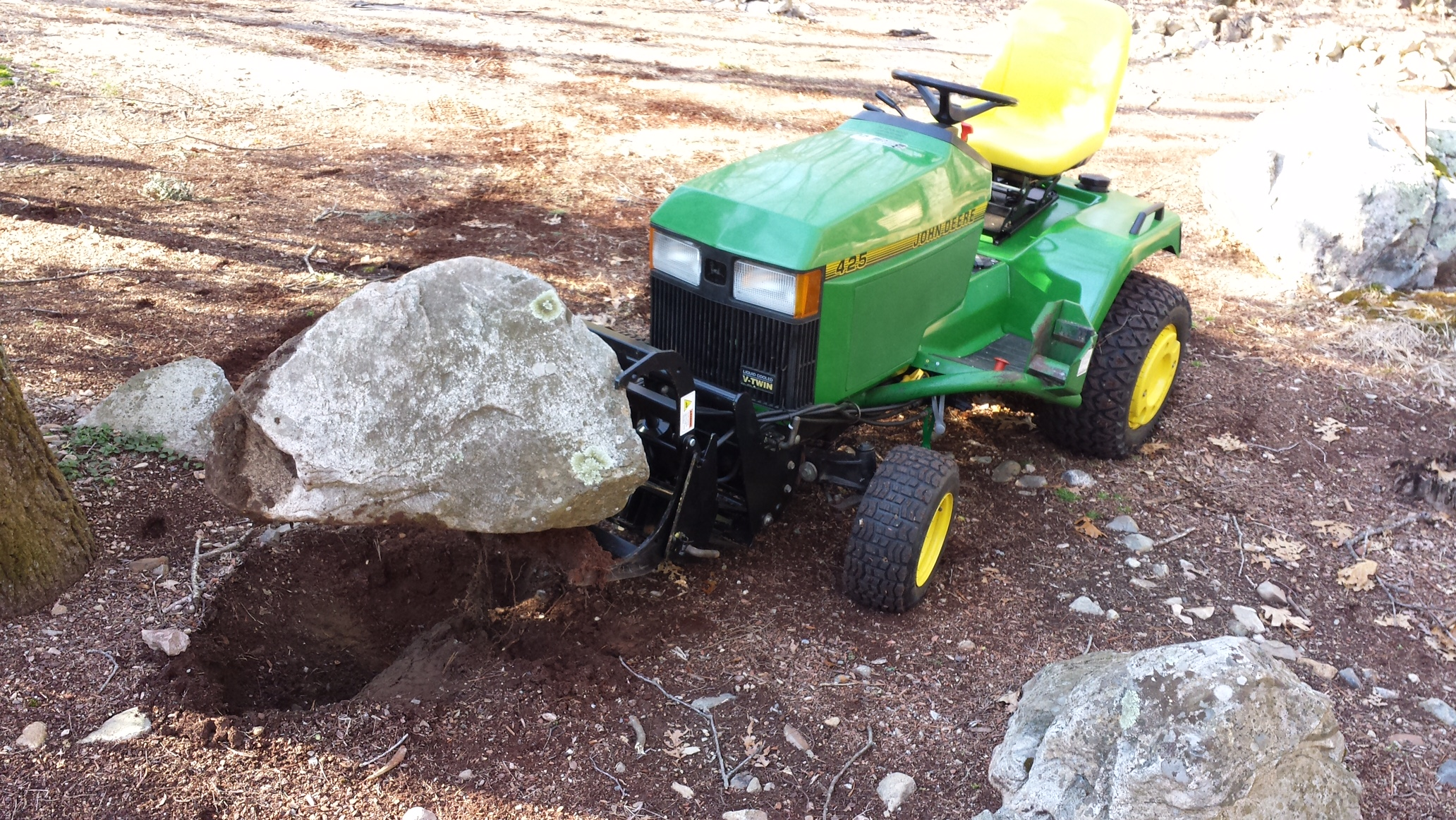 Tractor Bucket Attachments : Products innovative tractor attachments llc